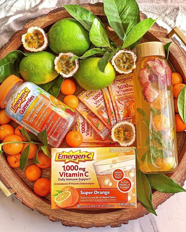 Vitamins & Thực Phẩm Chức Năng
